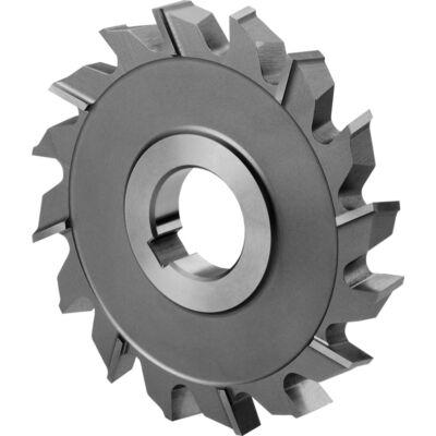 Kereszt fogazású tárcsamaró HSSCo5 - D63/4.00 d22 Z12